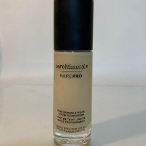 BAREMINERALS BarePro Liquid Foundation CHAMPAGNE 0